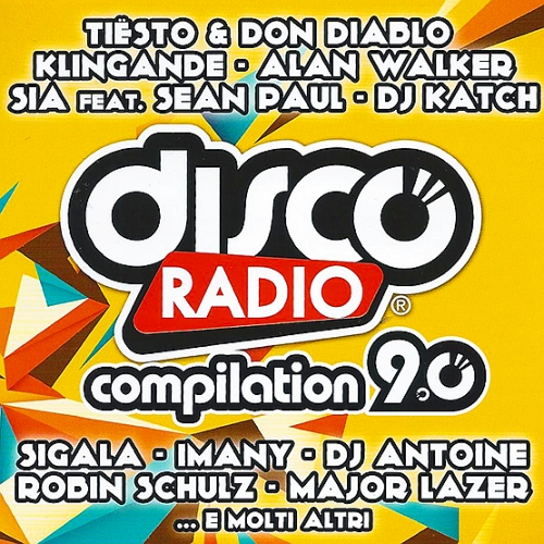 Disco Radio Compilation 9.0 (2016)