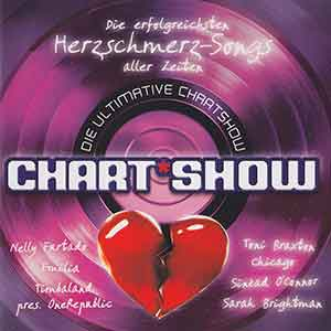 Die ultimative Chartshow (Herzschmerz-Songs) (2 CD)