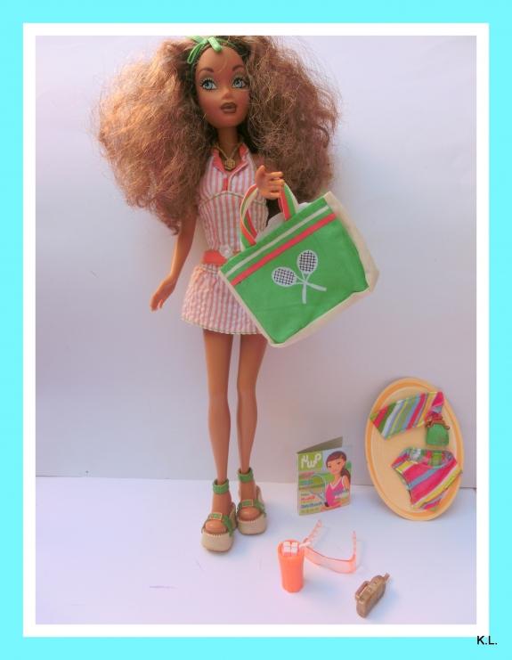 barbie my scene miami getaway madison african american. Black Bedroom Furniture Sets. Home Design Ideas