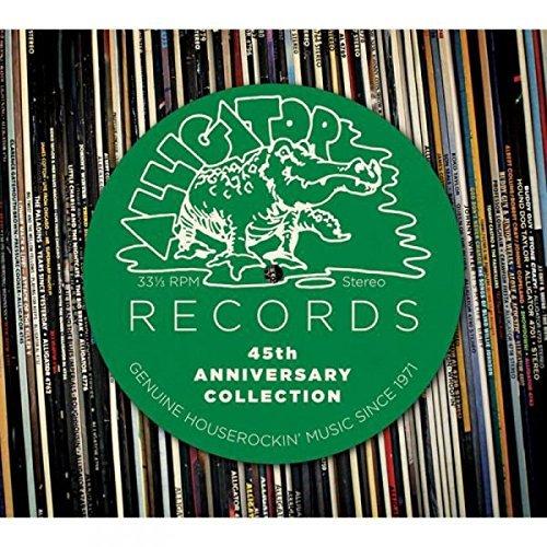 Alligator Records 45th Anniversary Collection (2016)
