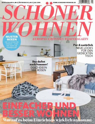 Sch ner wohnen magazin jahresthema 2016 for Wohnen magazin