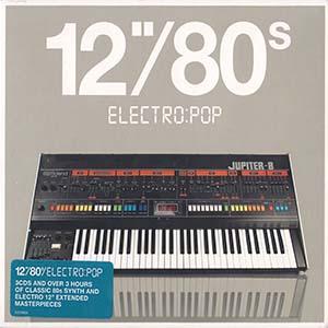 """12""""/80s (Electro Pop) (3 CD)"""