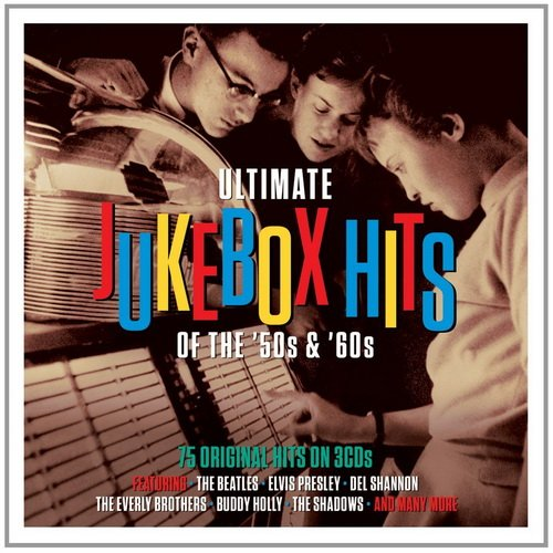 Ultimate Jukebox Hits Of The '50s & '60s (2015)