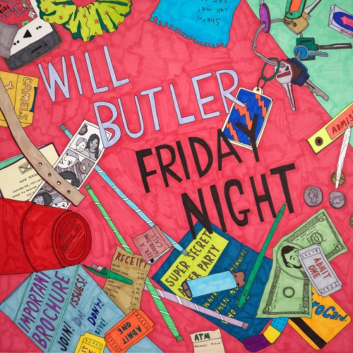 Will Butler - Friday Night (2016)