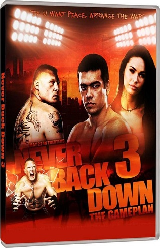 Never Back Down 3 - Mai Arrendersi (2016) DVD9 Copia 1-1  ITA ENG GER UNG SUBS