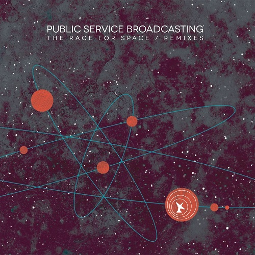 Public Service Broadcasting - The Race for Space (Remixes) (2016)