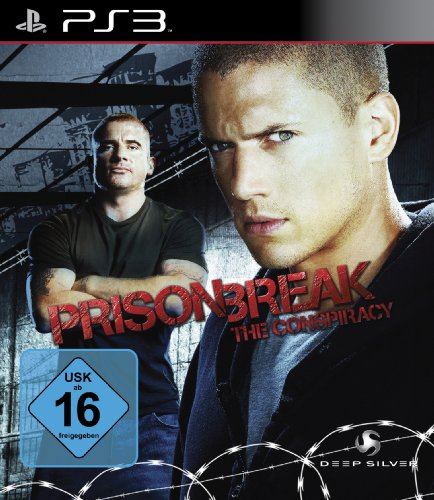 Prison Break PS3 Download