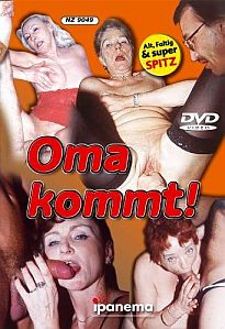 Oma Kommt Cover