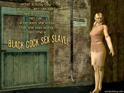 Uncle Sickey - Black Cock Sex Slave