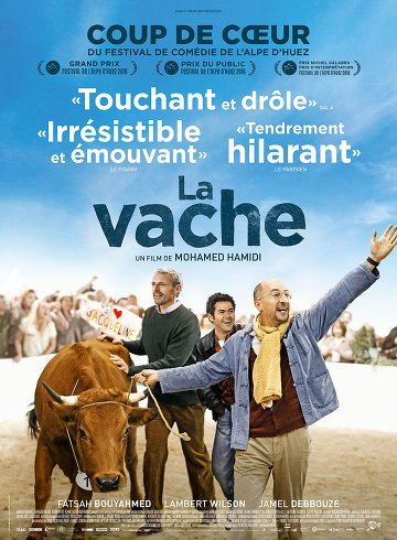 La Vache 2016 [FRENCH] [HDRiP]