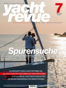 Yachtrevue - Juli 2016