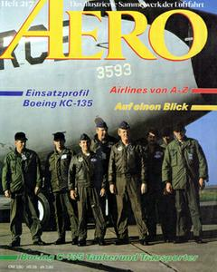 Aero Das Illustrierte Sammelwerk der Luftfahrt 217 - 1987