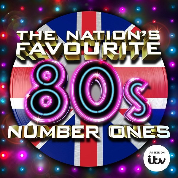 The Nations Favourite 80s Number Ones 3CD 2015