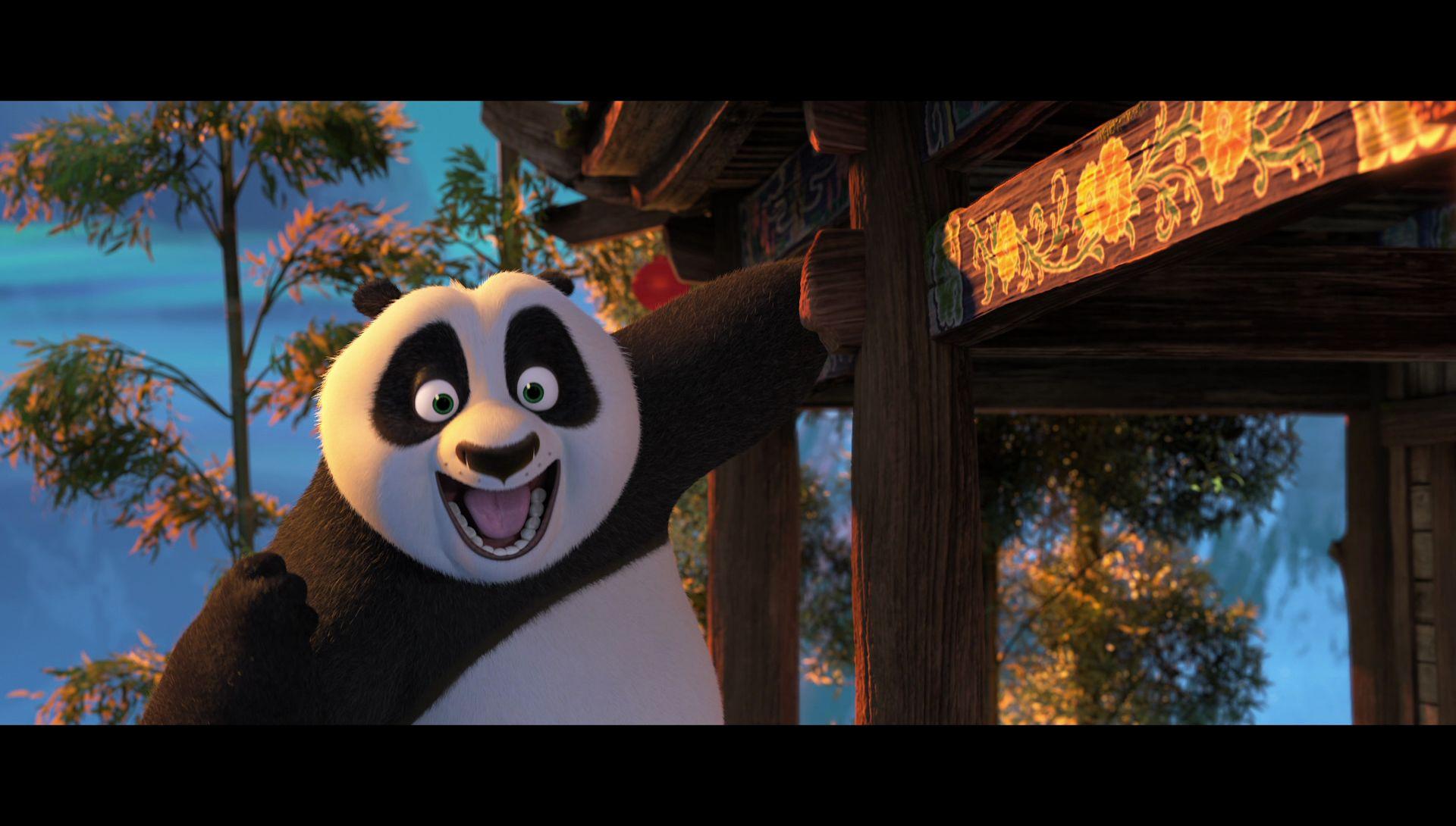 Kung Fu Panda 3 2016 DUAL 1080p Remux Bluray x264 AC3 5.1 TR ENG