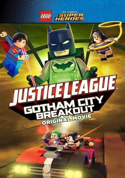 La Ligue des Justiciers S'�vader de Gotham City [FRENCH] [BDRiP]