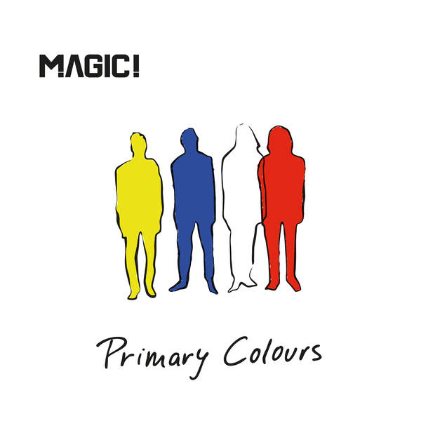 MAGIC! - Primary Colors (2016)