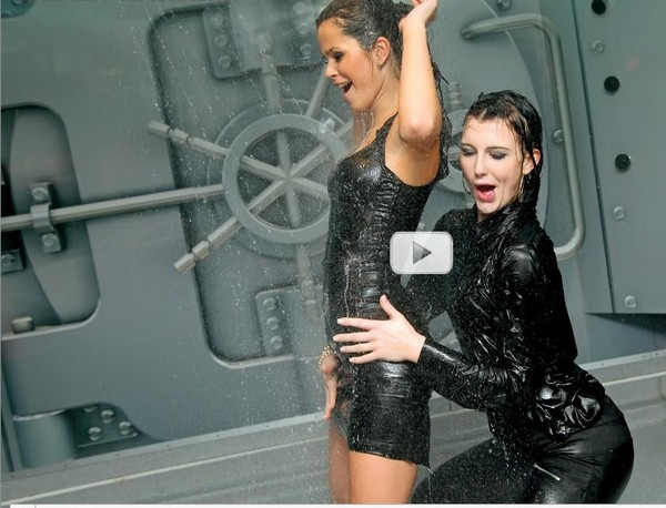 Badass Beauties Bring On The Shower Play Cover