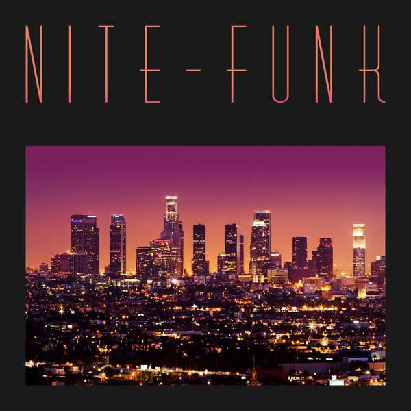 Nite-Funk - Nite-Funk (EP) (2016)