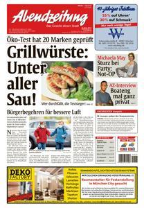 Abendzeitung Muenchen - 1 Juli 2016