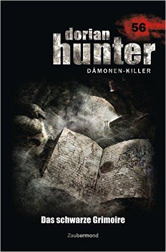 Dorian Hunter 56 - Das schwarze Grimoire - Morlar & Marks