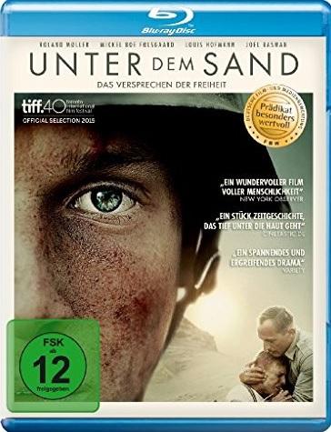 Ntjvrnbu in Unter dem Sand 2015 German DTS 1080p BluRay x264