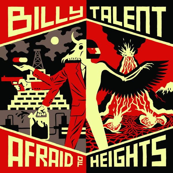 Billy Talent - Afraid of Heights (2016)