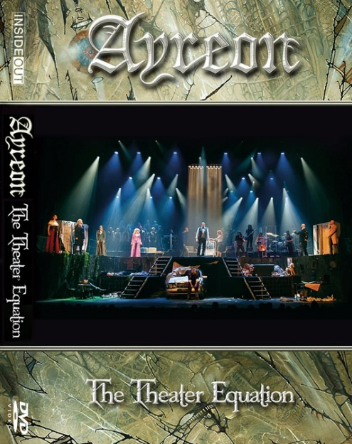 Ayreon - The Theater Equation (2016) DVD9