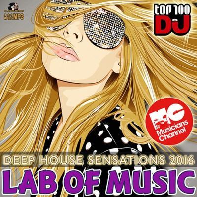 Lab Of Music: Deep House Sensation (2016)