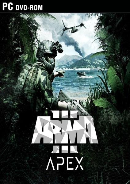 ARMA 3 Apex Edition MULTi9 – x.X.RIDDICK.X.x