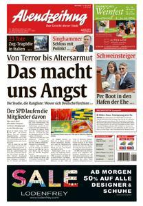 Abendzeitung Muenchen - 13 Juli 2016