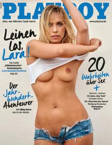 Playboy Germany No 08 - August 2016