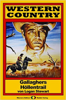 Western Country 193 - Gallaghers Höllentrail - Stewart, Logan