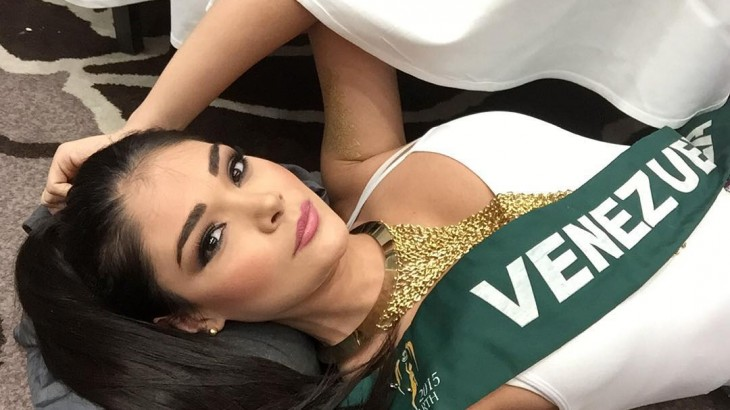 andrea rosales, miss earth venezuela 2015 (top 8 de miss earth 2015). 9owhmz4r