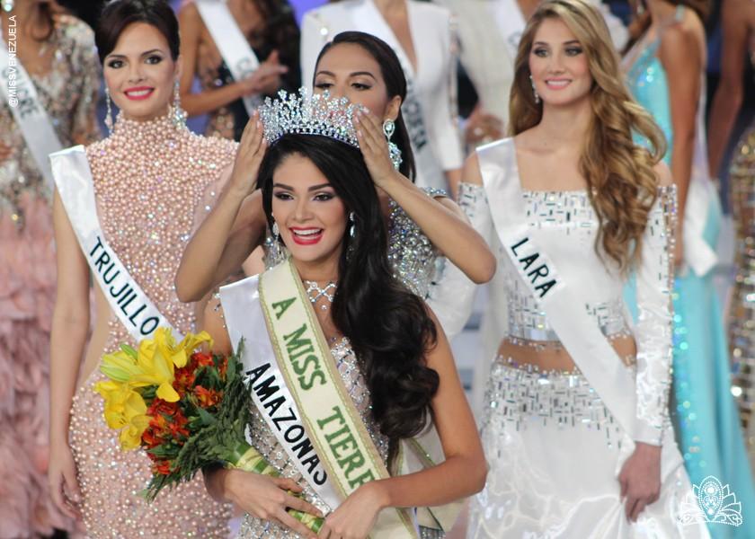 andrea rosales, miss earth venezuela 2015 (top 8 de miss earth 2015). Liewthff