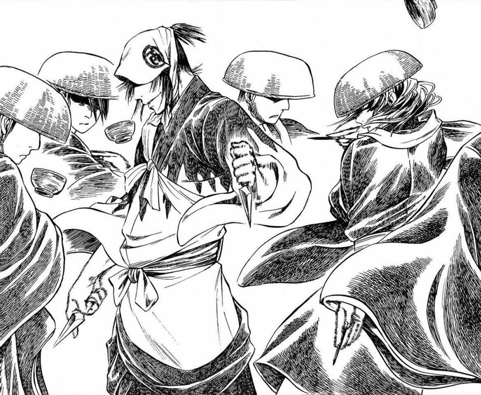 [Kirigakure][Oinin] Kiobashi Mumon Ze6fbaky