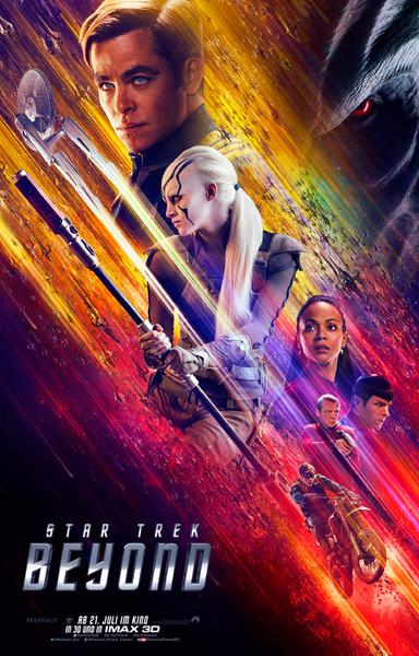 : Star Trek Beyond 2016 German Bdrip Ac3 LiNe Dubbed XviD-CiNedome