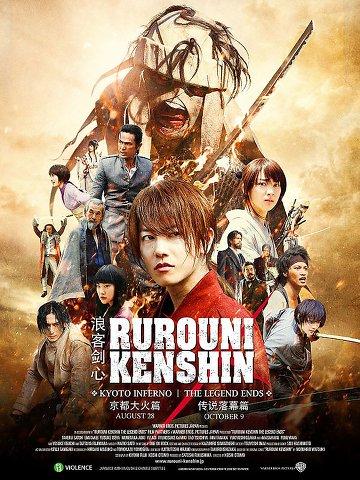 Kenshin Kyoto Inferno [TRUEFRENCH] [BDRiP]