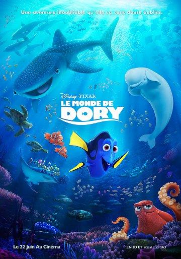 Le Monde de Dory 2016 [TRUEFRENCH] [TS-MD]