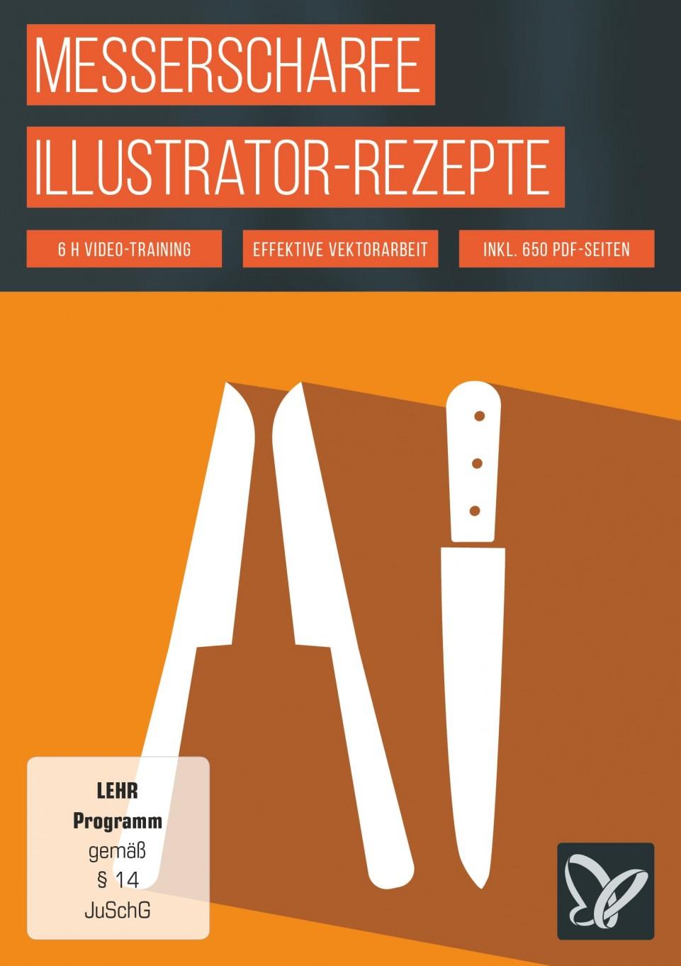 download PSD.Tutorials.Messerscharfe.Illustrator.Rezepte.German-BLZiSO