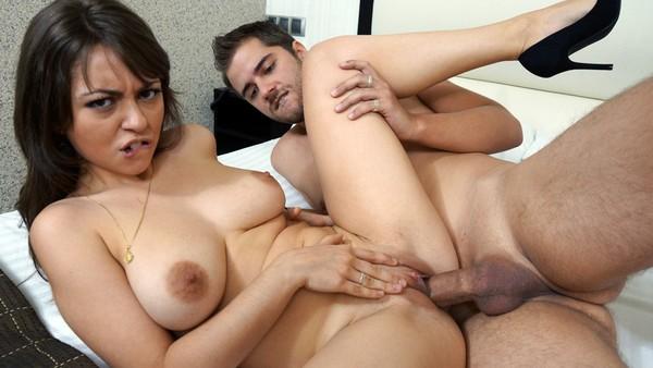 Miriam Prado - Real porn-couple Cover