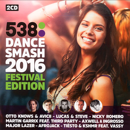 538 Dance Smash 2016 Festival Edition (2016)