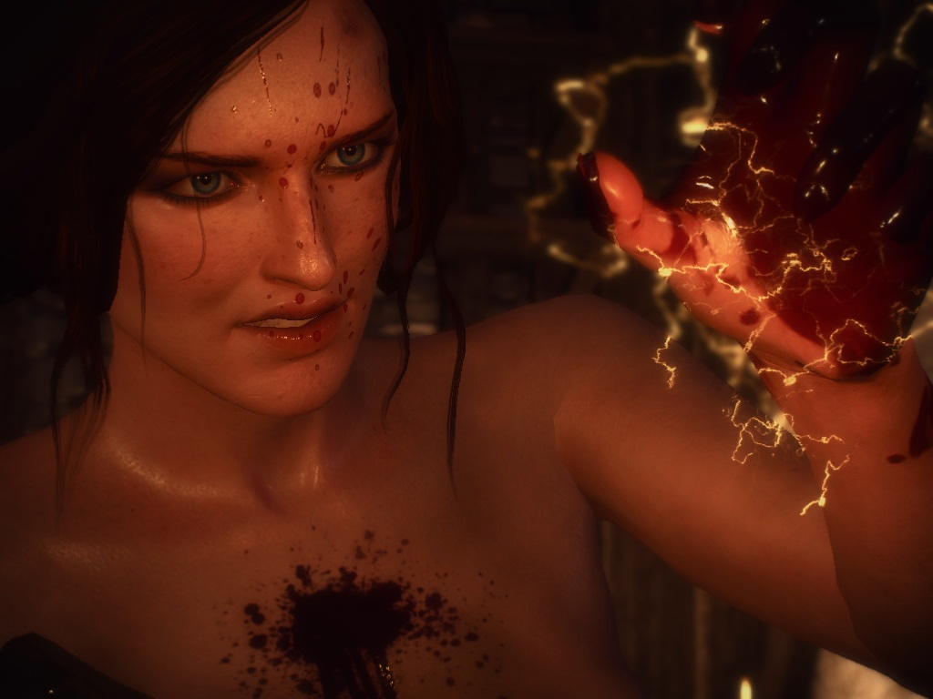 triss nude