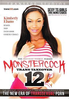 Monstercock Trans Takeover 12 Cover