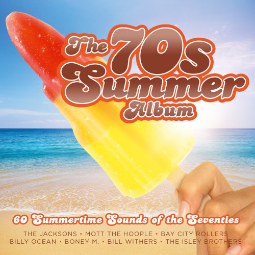 2 сборника музыки - The 70s Summer Album, Chicken Soup For The Soul: Give In To Love