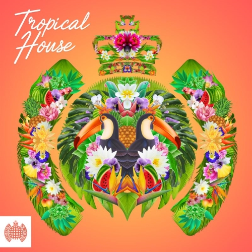 Ministry of Sound - Tropical House (2016)