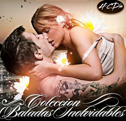 VA - Coleccion Baladas Inolvidables - Unforgettable Ballads