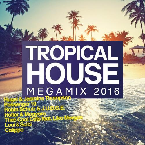 Tropical House Megamix 2016