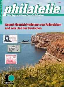 philatelie - August 2016