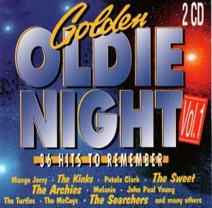 Golden Oldie Night - Vol. 1 (2CD) (1995)