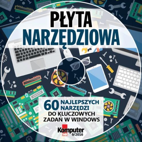 Komputer �wiat  09.2016 - p�yta (2016)